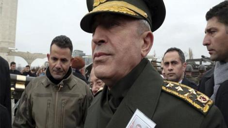 Νέες προκλητικές δηλώσεις έκανε ο Τούρκος υπουργός Άμυνας Χουλουσί Ακάρ