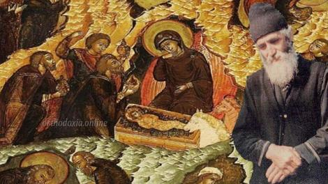 Χριστούγεννα με τον Άγιο Παΐσιο
