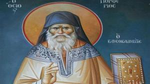 Ομιλία της K. Αθηνάς Σιδέρη για τον Άγιο Πορφύριο