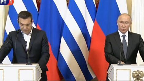 Συνάντηση Τσίπρα – Πούτιν: Τι συζήτησε ο Έλληνας Πρωθυπουργός με τον Ρώσο ηγέτη