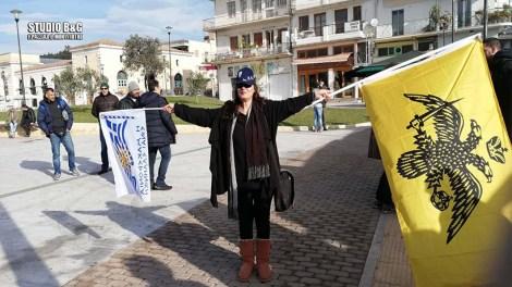 Άργος : Αναχώρησαν τα λεωφορεία για το συλλαλητήριο για την Μακεδονία στην Αθήνα