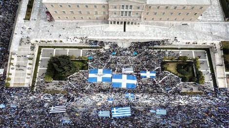 Συλλαλητήριο για τη Μακεδονία : Αμηχανία στην Κυβέρνηση από τη μεγάλη συμμετοχή