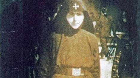 Η «Μητέρα Μακαρία» ή «Μάνα των πονεμένων», που ανακάλυψε τα ιερά λείψανα του Αγίου Εφραίμ