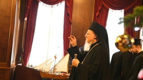 Οικουμενικός Πατριάρχης Βαρθολομαίος: Το 2019 να νικήσει η αγάπη την αδιαφορία για τον συνάνθρωπο, και να κυριαρχήσει η αλληλεγγύη