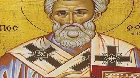 Ορθόδοξος συναξαριστής Τετάρτη 6 Φεβρουαρίου 2019, Άγιος Φώτιος ο Μέγας Πατριάρχης Κωνσταντινουπόλεως, βίος και Ευαγγέλιο