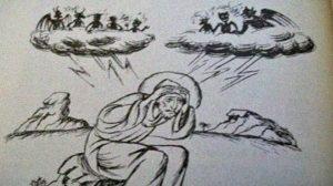 Ο άγιος Παΐσιος για τους λογισμούς - Η προσευχή για να ελευθερωθούμε