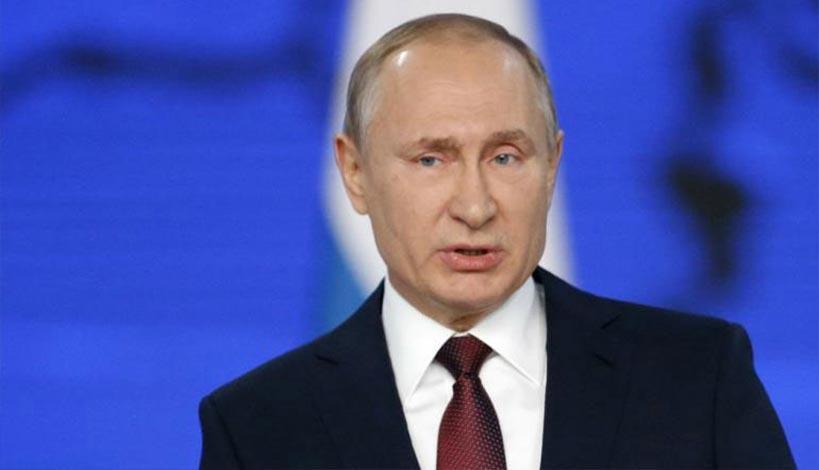 Εξηγήσεις από το Κρεμλίνο για τη μεγάλη πτώση της τηλεθέασης της ομιλίας Πούτιν