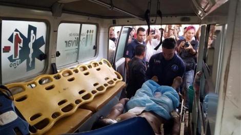 Νεκροί και τραυματίες στα σύνορα της Βενεζουέλα με τη Βραζιλία