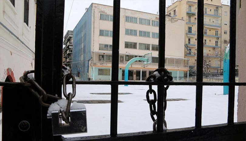 Κορωνοϊός: Ποια σχολεία κλείνουν σε όλη την Ελλάδα