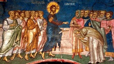 «Ελέησόν με, Κύριε, υιέ Δαυίδ, η θυγάτηρ μου κακώς δαιμονίζεται»! - Κυριακή ΙΖ' Ματθαίου