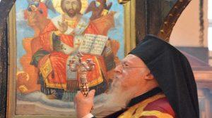 Κορωνοϊός   Ο Οικουμενικός Πατριάρχης Βαρθολομαίος για την πανδημία ΜΗΝΥΜΑ
