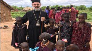 Ευχαριστήριο μήνυμα του Μητρ. Ειρηνουπόλεως Τανζανίας κ.Δημήτριου και ευχές για καλή κι ευλογημένη Σαρακοστή