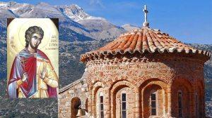 Ο άγνωστος άγιος που εορτάζει σήμερα - Άγιος Νεομάρτυς Δημήτριος ο Τορναράς
