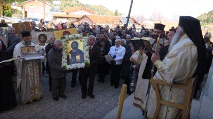 Μητροπολίτης Μόρφου Νεόφυτος: Η προοπτική μας είναι να γίνουμε εικόνα της ανείπωτης δόξας του Θεού
