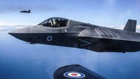 Στην Κύπρο τα F-35B της Βρετανικής Πολεμικής Αεροπορίας