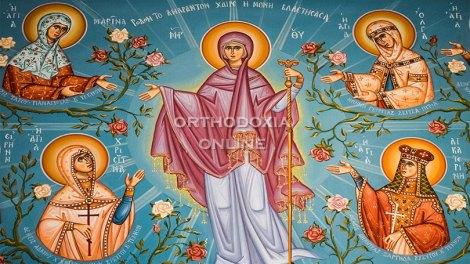 Η Παναγία είναι πρύτανης όλων των καθηγητών της νοεράς προσευχής