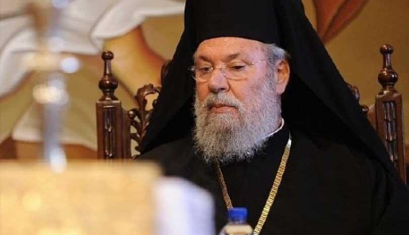 Ο Αρχιεπίσκοπος Κύπρου για Τουρκία: «Απολίτιστοι & άξεστοι. Τέτοιοι είναι και τέτοιοι θα παραμείνουν»