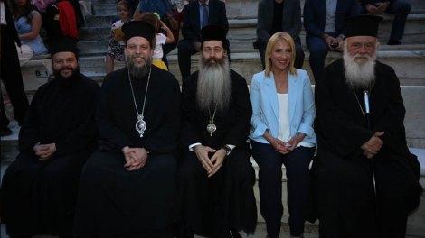 Αρχιεπίσκοπος για γενοκτονία Ποντίων: Καθήκον μας να θυμόμαστε και να προσευχόμαστε για αυτούς τους ανθρώπους