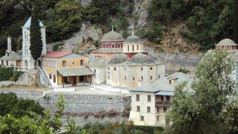Άγιον Όρος: Κλοπή στο Κυριάκο της Αγ. Τριάδος στη Ι. Σκήτη Καυσοκαλυβίων