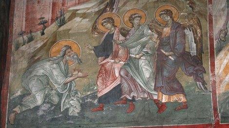 Γιορτάζει σήμερα ο άγιος που Τρεις Άγγελοι τον κάλεσαν στην Ιεροσύνη και έγινε φίλος και διδάσκαλος της αγάπης και της ειρήνης