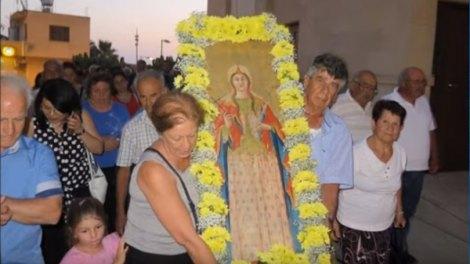 Η ανδρεία της Αγίας Μαρίνας και τα δικά μας παιδιά