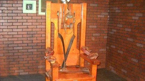 ΗΠΑ: Στην πρίζα και πάλι οι ηλεκτρικές καρέκλες