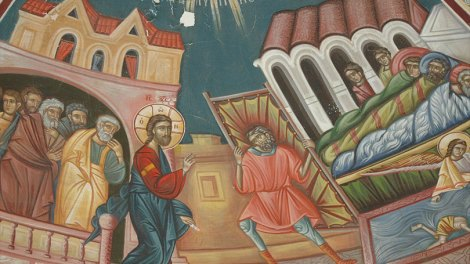 Πρωτ. Βασίλειος Γιαννακόπουλος: Για ποιον λόγο οφείλουμε να μισούμε την αμαρτία;