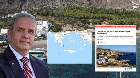 Αναβιώνει στην Τουρκία η θεωρία των 18 νησιών - Οι Τούρκοι θέλουν τώρα και τα Αντικύθηρα