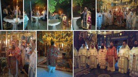 Άγιον Όρος: Εορτασμός Μνήμης Αγίου Νικοδήμου Αγιορείτου στο Ιερό Κελλί Αγίου Γεωργίου Σκουρταίων, ΦΩΤΟ