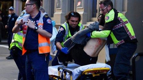 Αυστραλία : Άνδρας μαχαίρωσε γυναίκα στο κέντρο του Σίδνεϊ φωνάζοντας «Αλάχ Άκμπαρ»