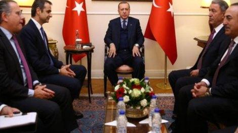 Τουρκικός αναθεωρητισμός και ελληνικό φοβικό σύνδρομο - Η ώρα του Κυριάκου