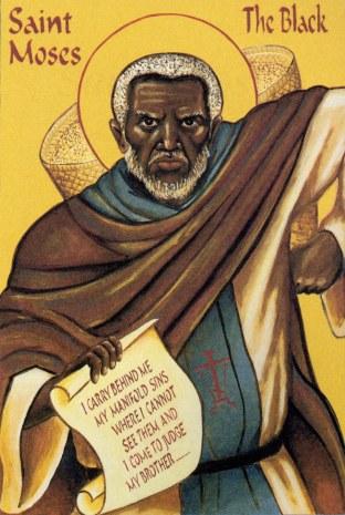 28 Αυγούστου | Σήμερα γιορτάζει ο ληστής που έγινε Άγιος - Όσιος Μωυσής ο Αιθίωψ | Εορτολόγιο 2020 | Ορθοδοξία | orthodoxia.online | 28 Αυγούστου | 28 Αυγούστου | Εορτολόγιο 2020 | Ορθοδοξία | orthodoxia.online