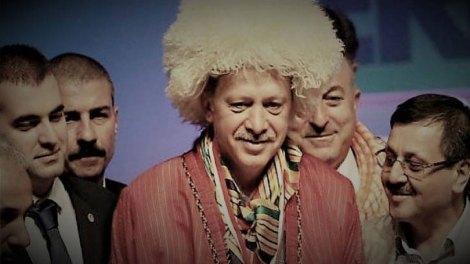 Ο Ερντογάν χορεύει στο ταψί Ελλάδα και Ευρώπη