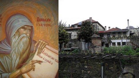 Άγιον Όρος: Πανηγυρίζει το Ιερό Κουτλουμουσιανό Κελλί Διονυσίου του εκ Φουρνά στις Καρυές