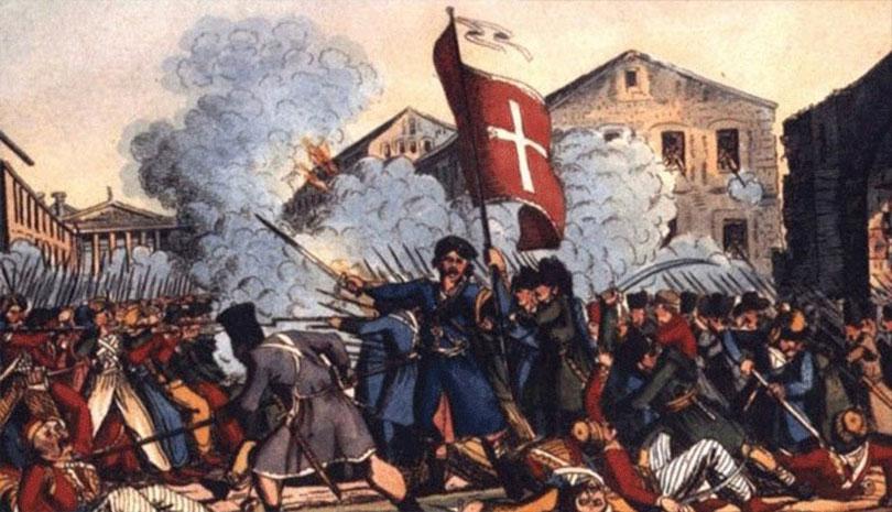 Σαν σήμερα 23 Σεπτεμβρίου 1821 η Άλωση της Τριπολιτσάς