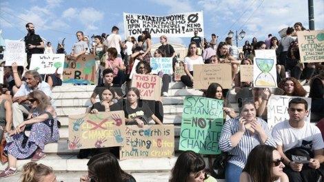 Στο Σύνταγμα μαθητές, μαθήτριες και μέλη οργανώσεων για το κλίμα   μαθητές   Ορθοδοξία   orthodoxiaonline       μαθητές    μαθητές   Ορθοδοξία   orthodoxiaonline