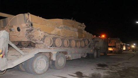 Οι Τούρκοι με το δάχτυλο στη σκανδάλη ανατολικά του Ευφράτη - Έτοιμοι για γενικευμένο πόλεμο δηλώνουν οι Κούρδοι