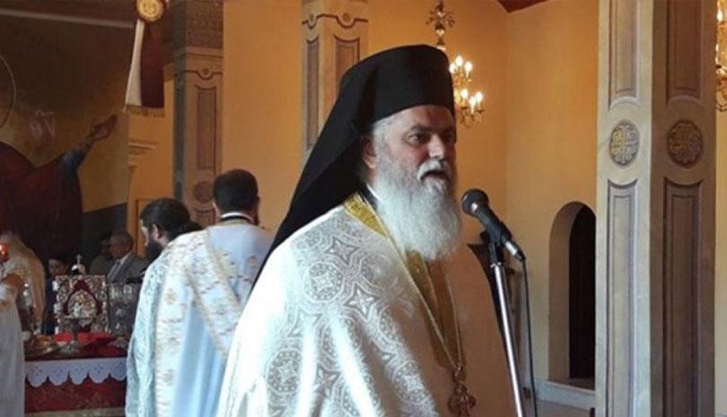 Ο Μητροπολίτης Καλαβρύτων για την Κατάδυση του Τιμίου Σταυρού στο Αίγιο