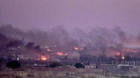 Κόσμος | Εισβολή στη Συρία, 8 τούρκοι άμαχοι νεκροί