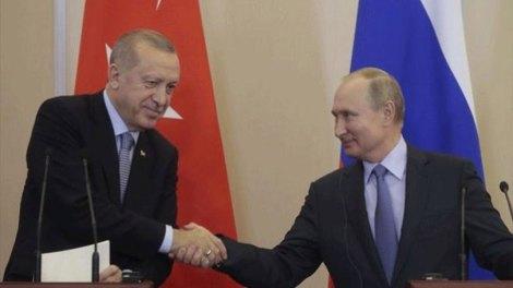 Κόσμος | Οι Τούρκοι προσδοκούν αναγνώριση του ψευδοκράτους από τη Μόσχα