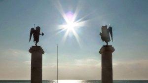 Άγιον Όρος | Οι Άγιοι Αρχάγελλοι και το θαύμα στην Ιερά Μονή Δοχειαρίου