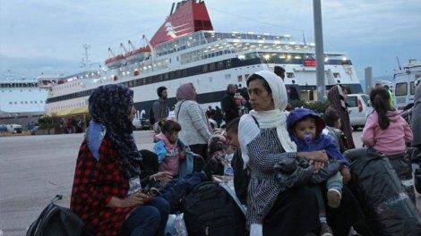 Ελλάδα | Ακόμη 133 μετανάστες και πρόσφυγες στον Πειραιά
