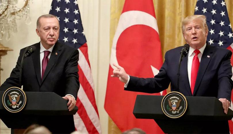 Κυρώσεις στην Τουρκία και με υπογραφή Τραμπ
