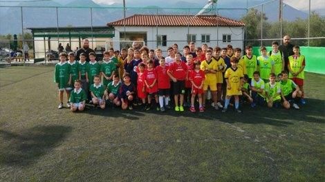 Ελλάδα | Φιλικοί αγώνες ποδοσφαίρου στα πλαίσια του εορτασμού του Οσίου Νίκωνος