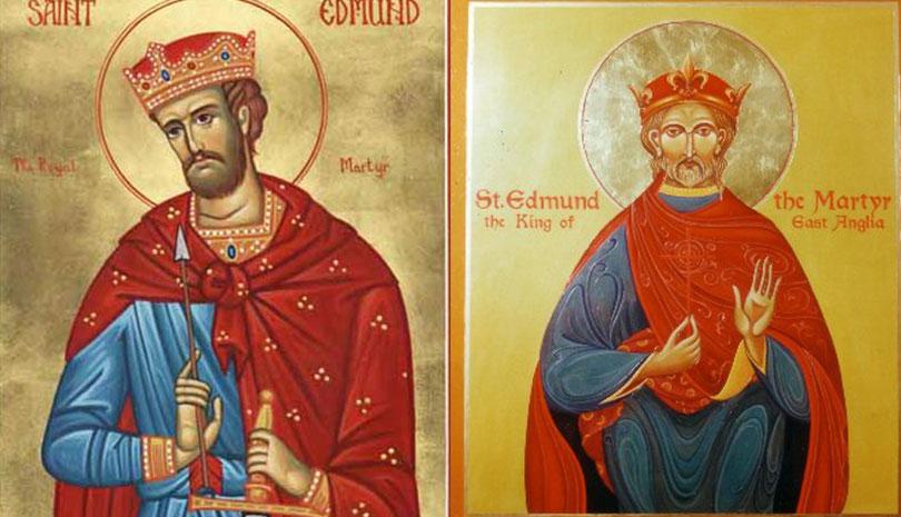 Εορτολόγιο 2020   20 Νοεμβρίου σήμερα γιορτάζει ο Άγιος Edmund ο μάρτυρας   orthodoxia.online   Εορτολόγιο 2020   20 Νοεμβρίου   Εορτολόγιο 2020   orthodoxia.online