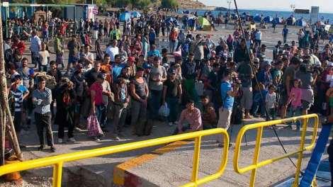 Ελλάδα | Χίος: «Όχι» από το δημοτικό συμβούλιο σε κλειστή δομή για μετανάστες