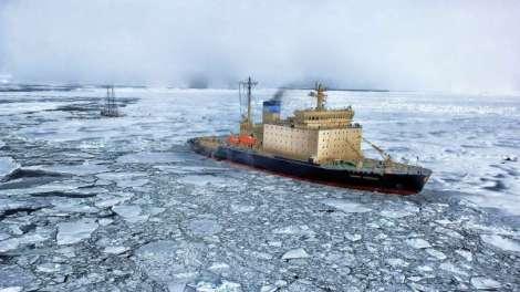Κόσμος | Σε ιστορικό χαμηλό οι πάγοι της Αρκτικής