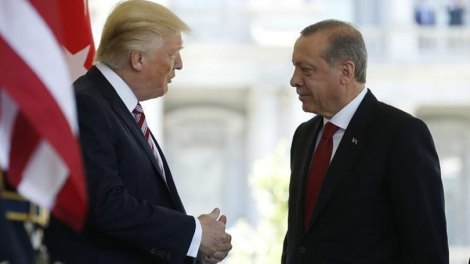 Θα σταματήσει ο Τραμπ τον Ερντογάν αν επιτεθεί στην Ελλάδα ;