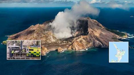 Κόσμος | Έκρηξη ηφαιστείου στη Νέα Ζηλανδία