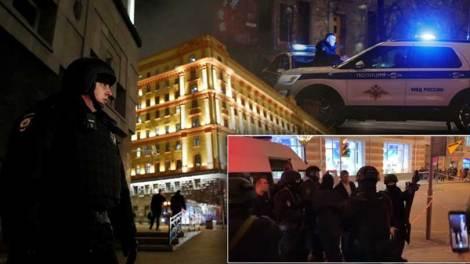 Κόσμος | Μόσχα : Τρεις νεκροί σε ένοπλη επίθεση